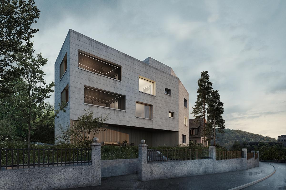 Hunziker_Architekten_Limmatblick_Wohnbau