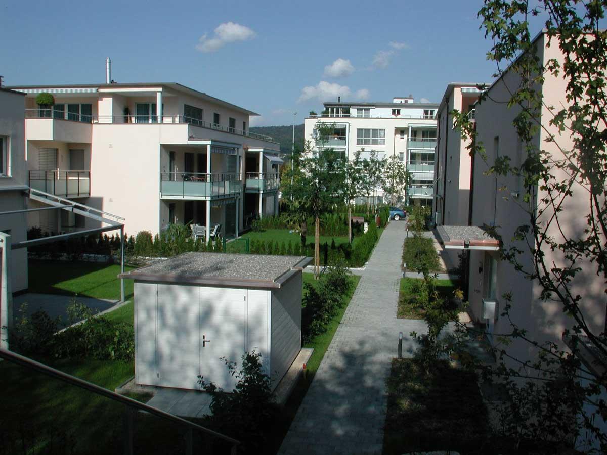 Am-Dorfbach-hunziker-architekten-Wohnbau