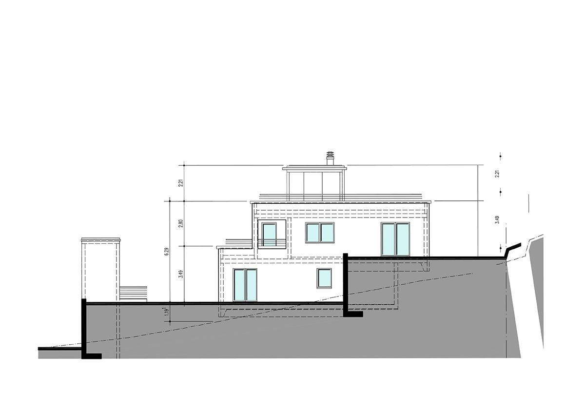 Fassaden Haus 3-4 Ostfassade H 4 (1)