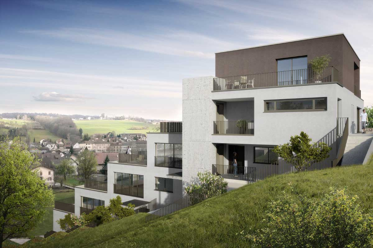 Chraz-hunziker-architekten-Wohnbau