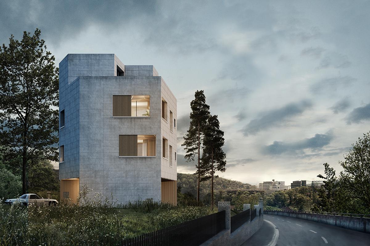 Hunziker_Architekten_Limmatblick_Wohnhaus