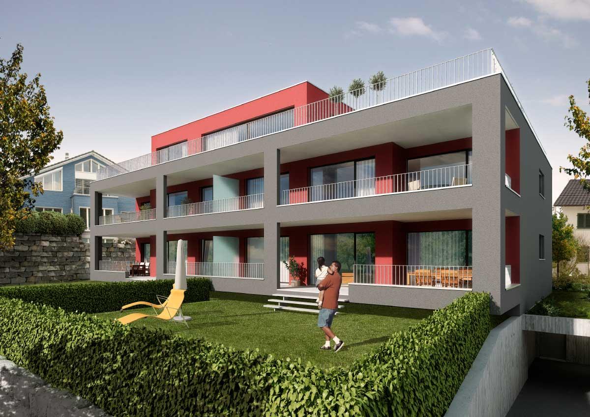 Schurfleweg-hunziker-architekten-Wohnbau